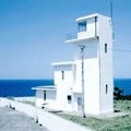 鳥ヶ首岬灯台