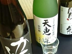 【HP限定・土曜日お得】上越妙高・地酒付き◆選りすぐりの地酒4銘柄をピックアップ!